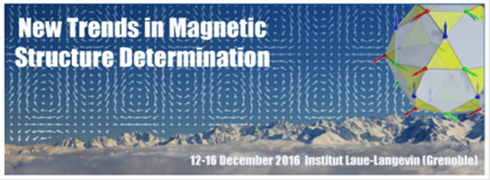 New Trends in Magnetic Structure Determination